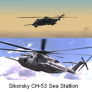 CH-53 Sea Stall...