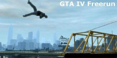 GTA IV parkour